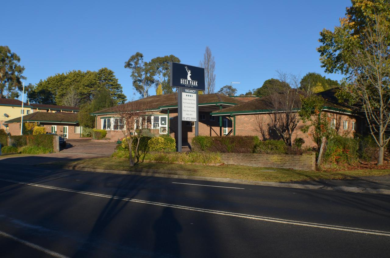 Deer Park Motor Inn - Accommodation in Brisbane