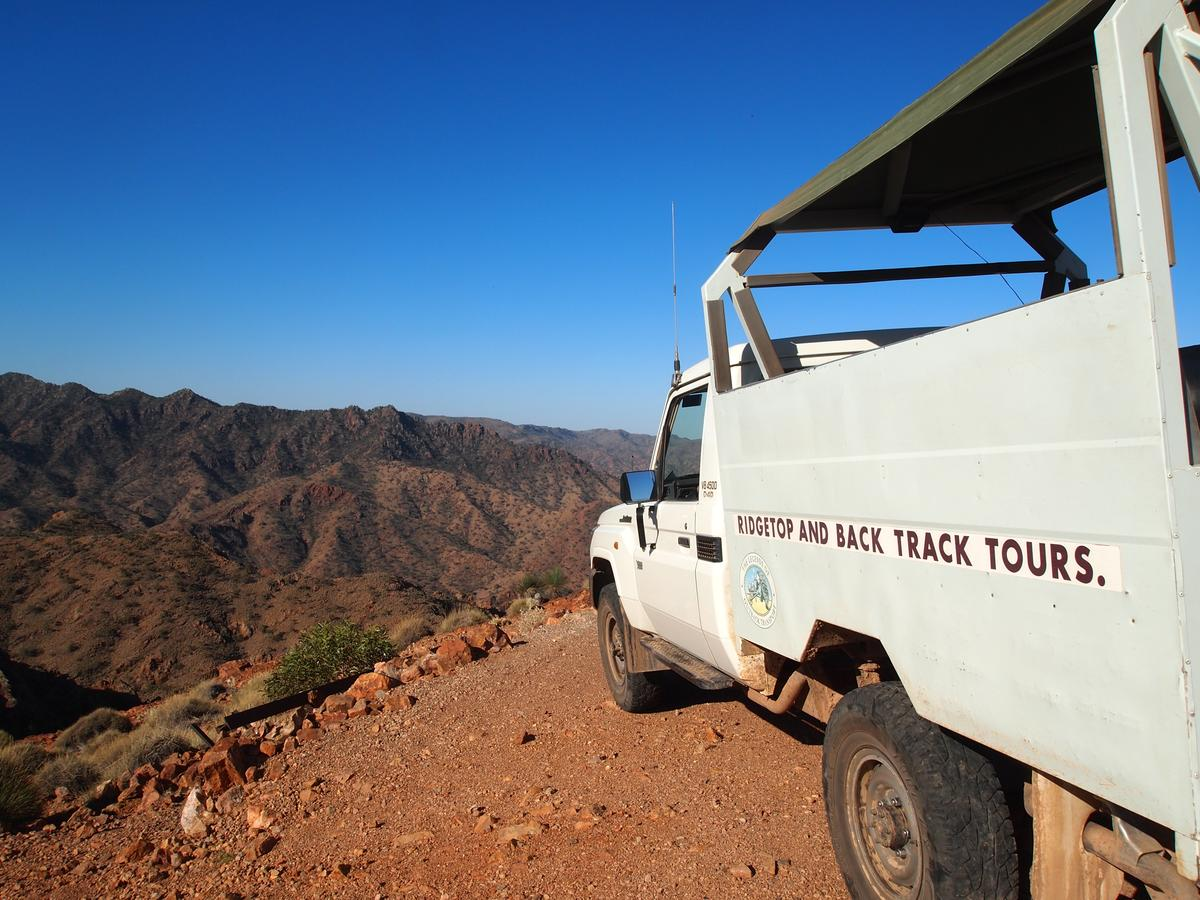 Arkaroola Wilderness Sanctuary - Accommodation in Brisbane