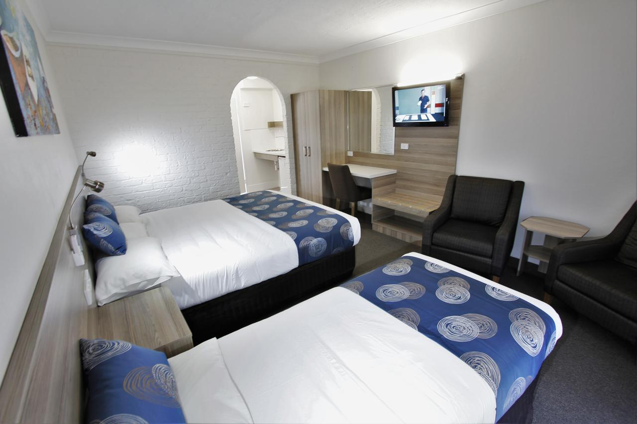Aston Motel Yamba - Accommodation in Brisbane