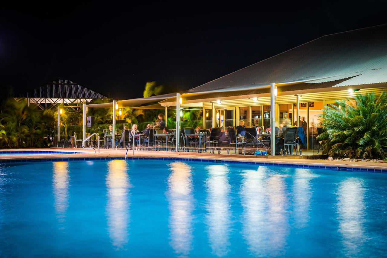 Exmouth Escape Resort - Accommodation in Brisbane