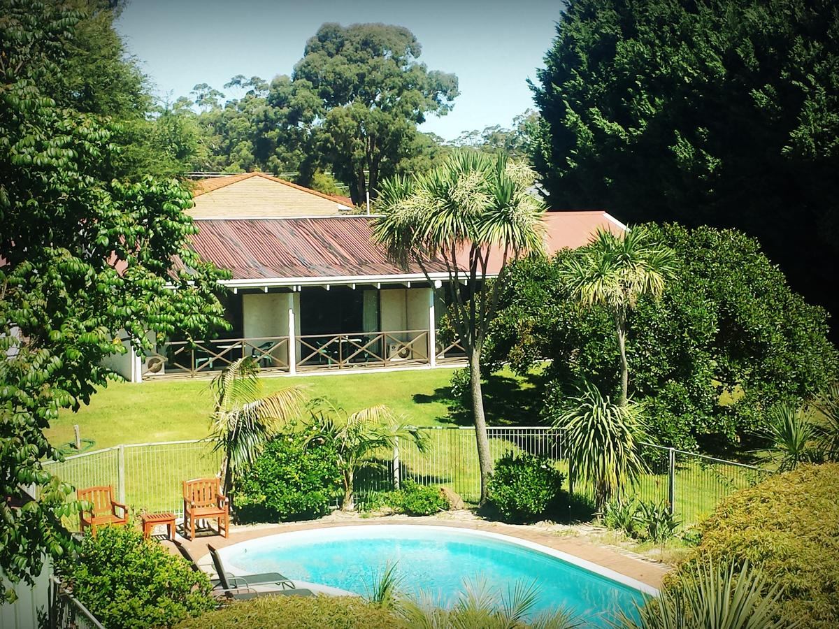 Karri Forest Motel - Accommodation in Brisbane