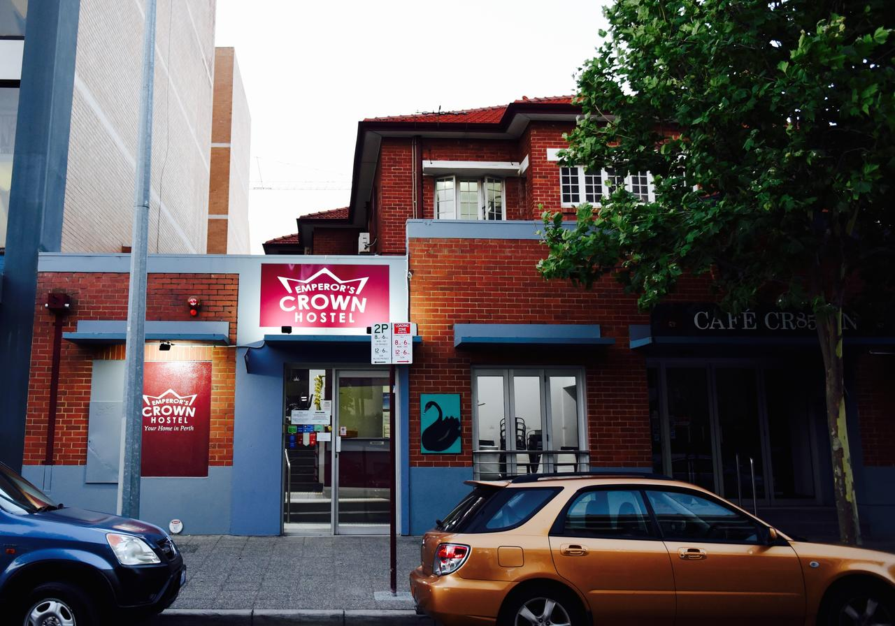 The Emperors Crown Hostel - Accommodation in Brisbane