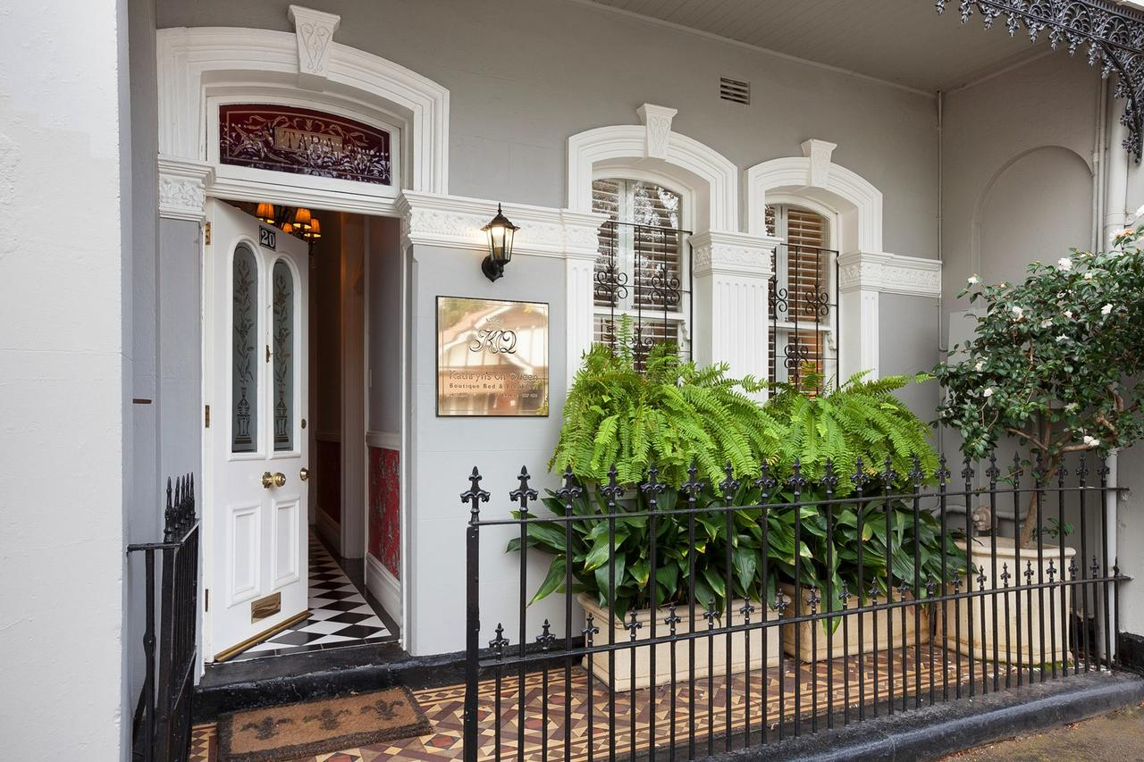 Stunning Terrace in Centennial Park - Accommodation in Brisbane
