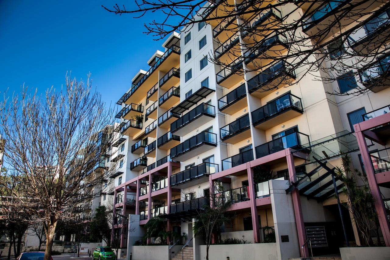 Apartments on Mounts Bay - Accommodation in Brisbane
