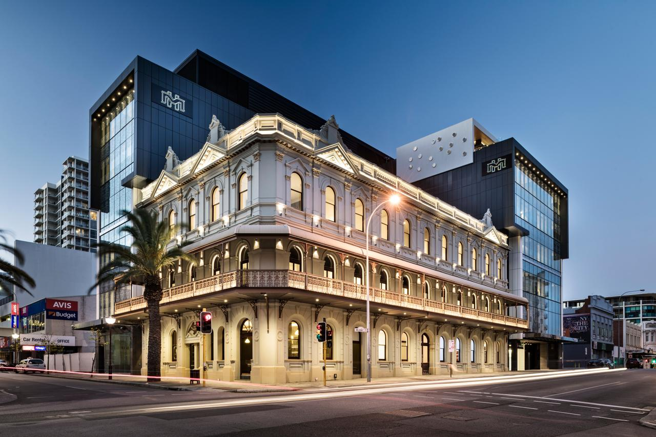The Melbourne Hotel - Accommodation in Brisbane