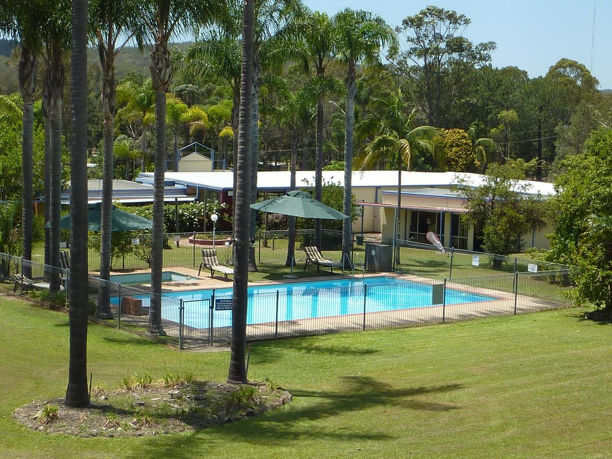 Kempsey Rose Motor Inn - Accommodation in Brisbane