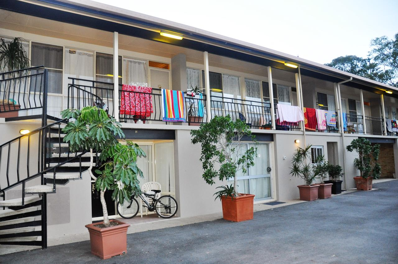 Sundial Holiday Units - Accommodation in Brisbane