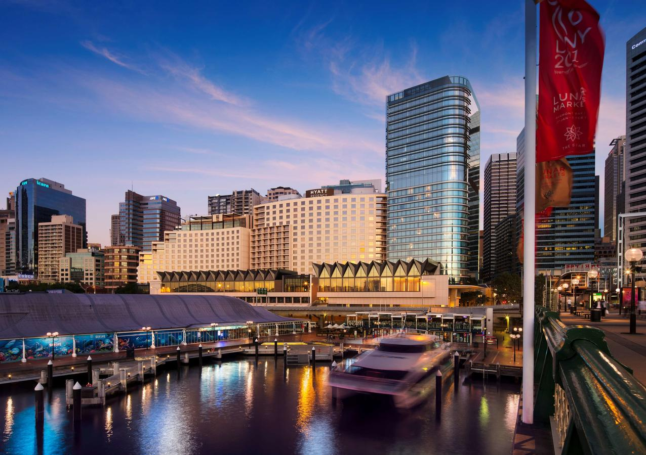 Hyatt Regency Sydney - Accommodation in Brisbane