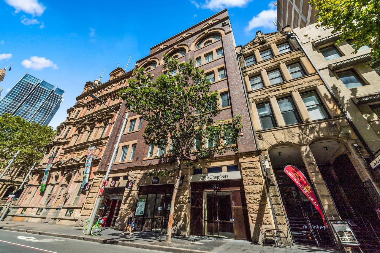 Sydney Hotel QVB - Accommodation in Brisbane
