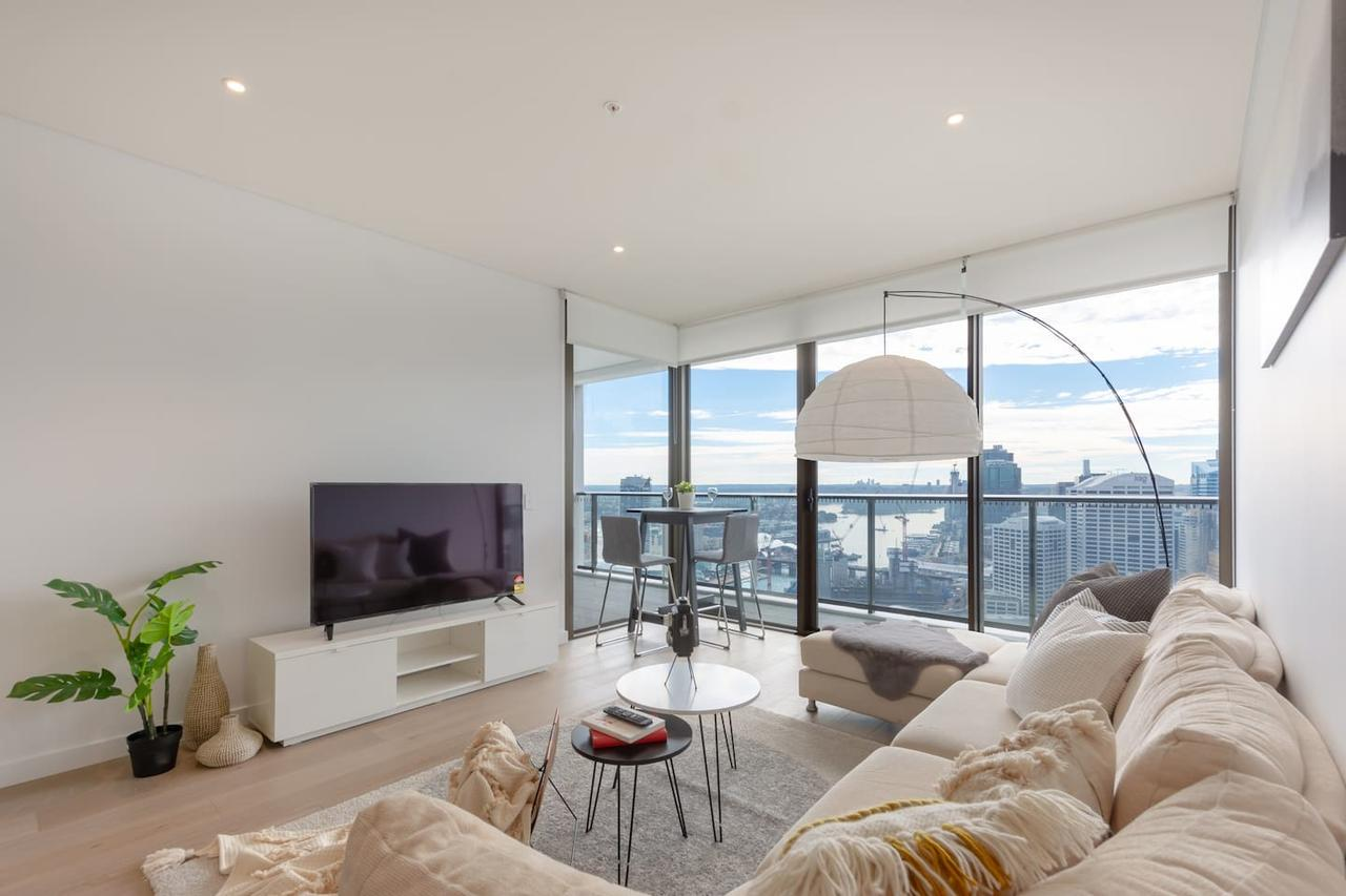 High Rise apt in Heart of Sydney wt Harbour View - Accommodation in Brisbane