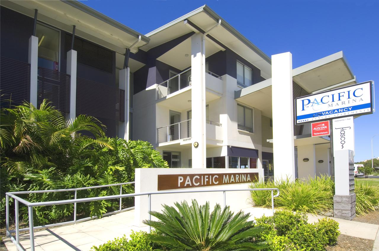 Pacific Marina Apartments - Accommodation in Brisbane