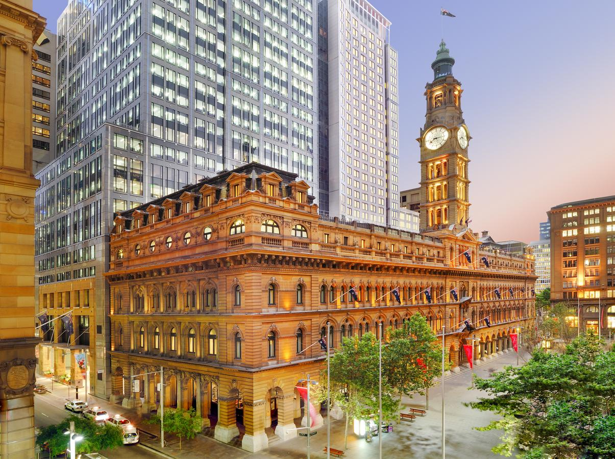 The Fullerton Hotel Sydney - Accommodation in Brisbane