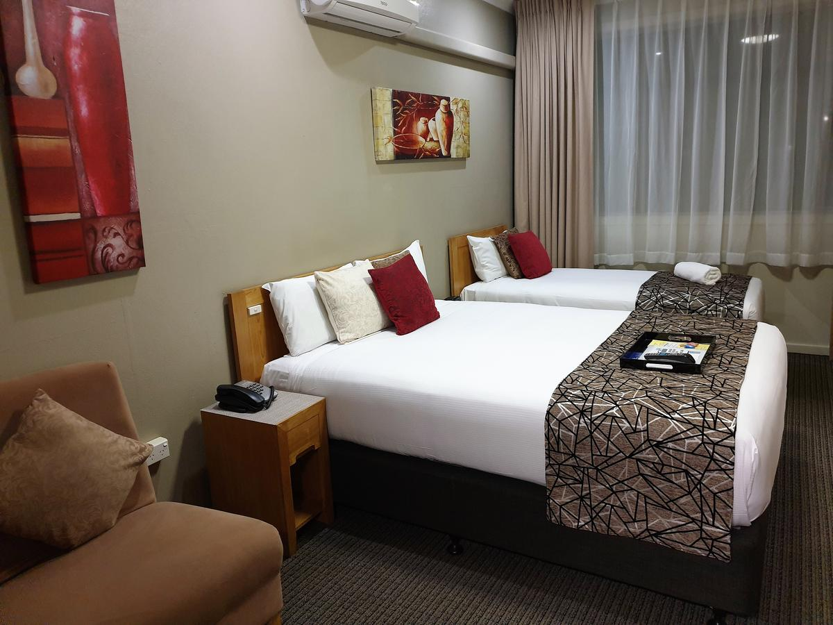 Best Western Endeavour Motel - Accommodation in Brisbane