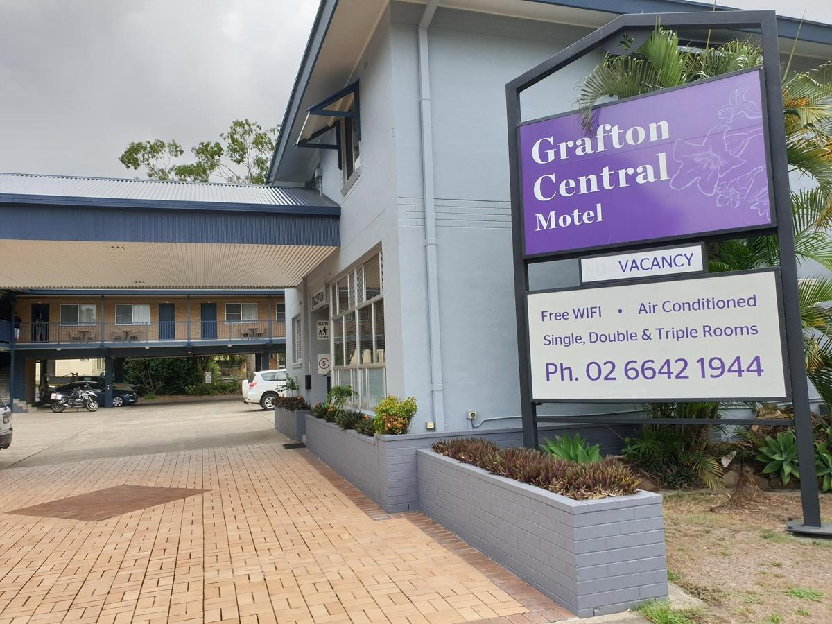 Grafton Central Motel - Accommodation in Brisbane