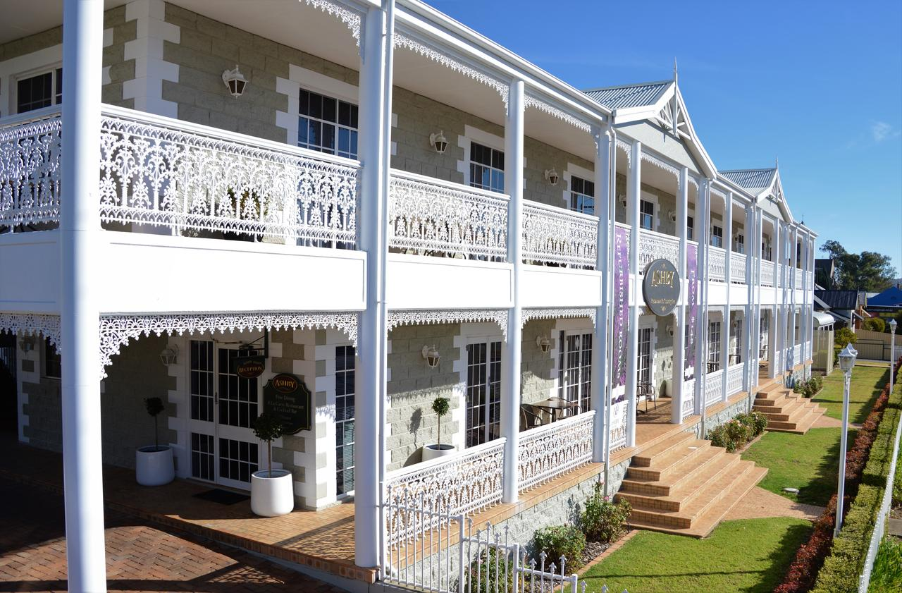 Ashby House Motor Inn - Accommodation in Brisbane