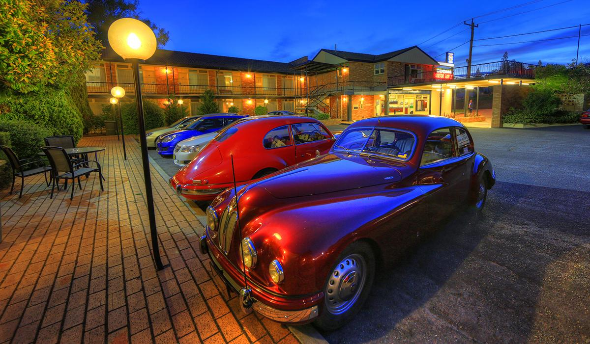 Cooma Motor Lodge Motel - Accommodation in Brisbane