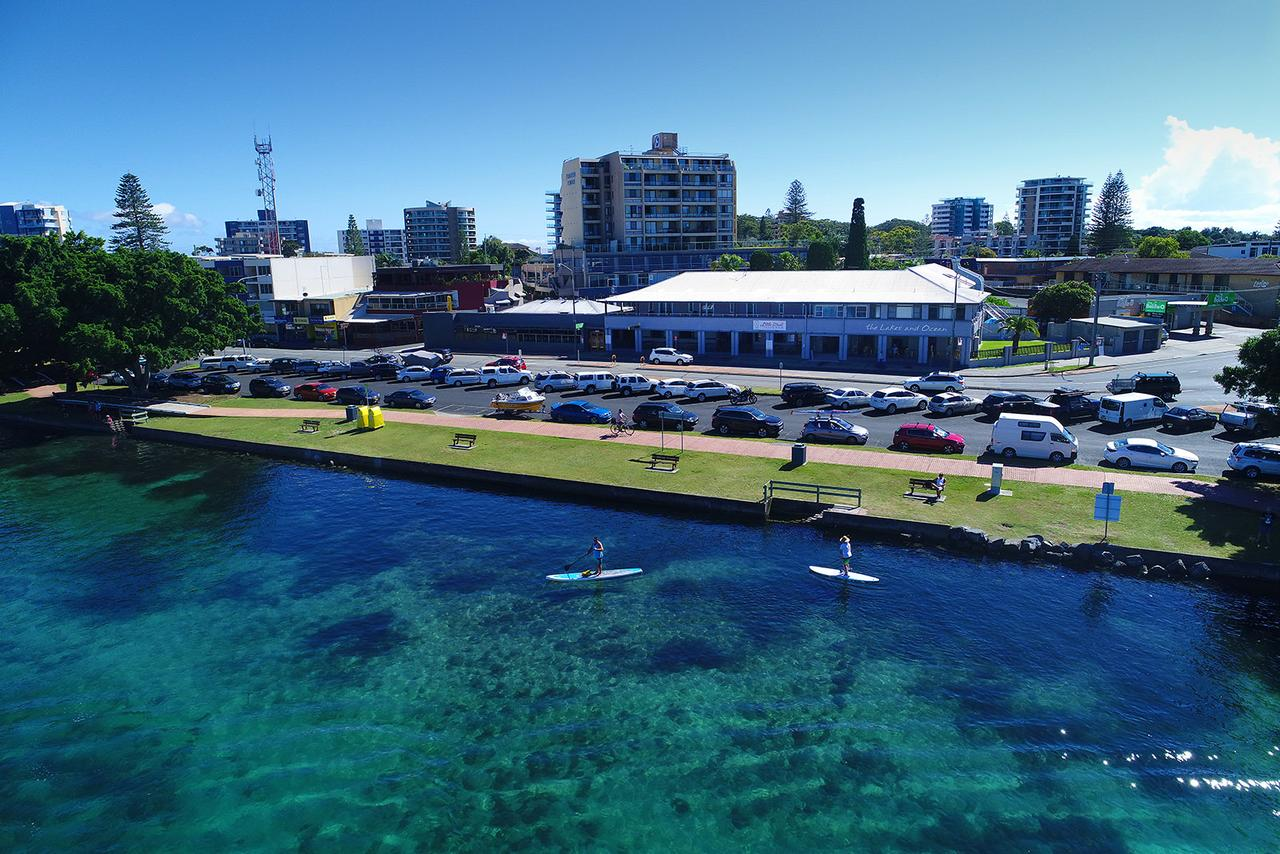 Lakes and Ocean Hotel - Accommodation in Brisbane