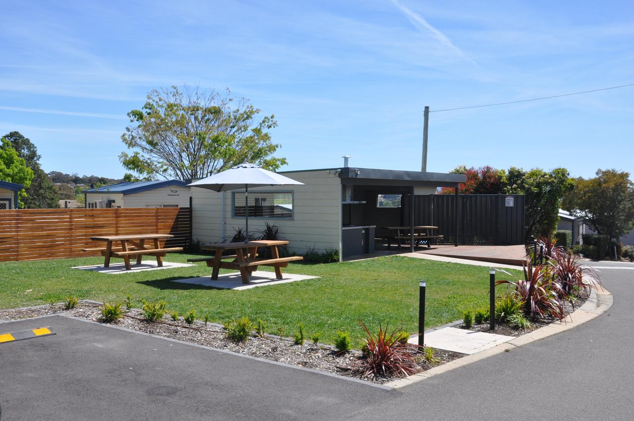 Crestview Tourist Park - Accommodation in Brisbane
