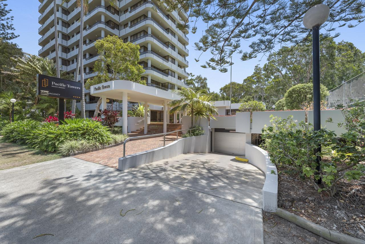 Pacific Towers Beach Resort - Accommodation in Brisbane