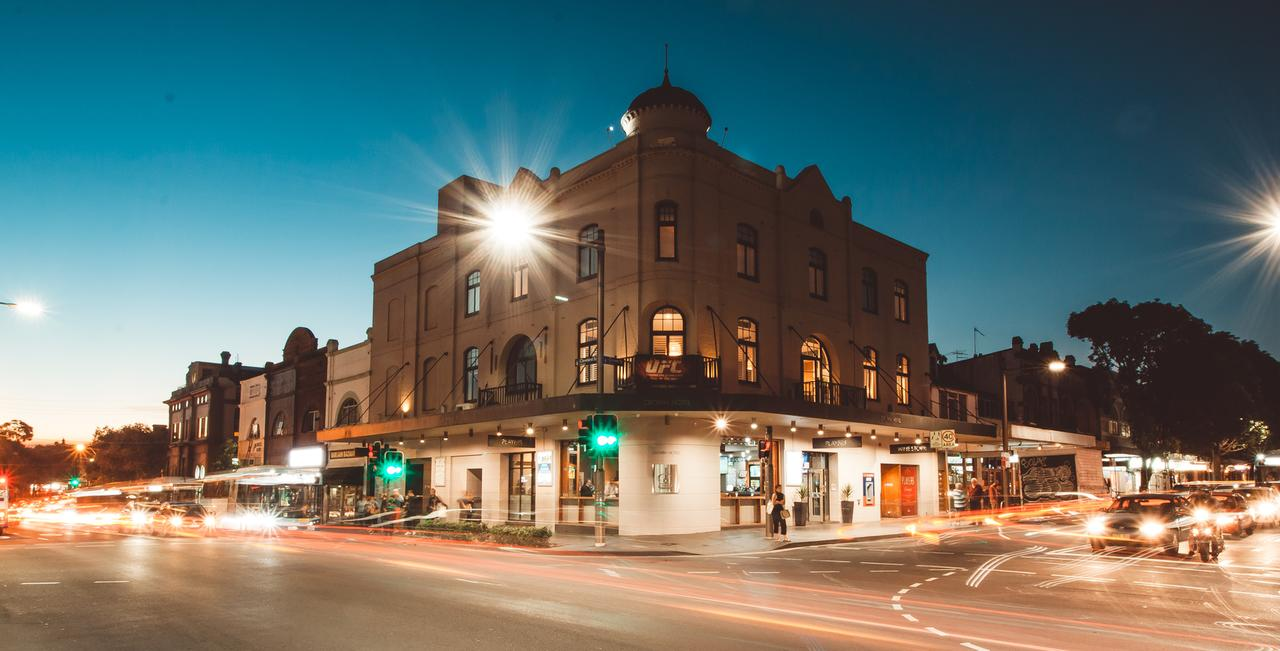 Crown Hotel Surry Hills - Accommodation in Brisbane