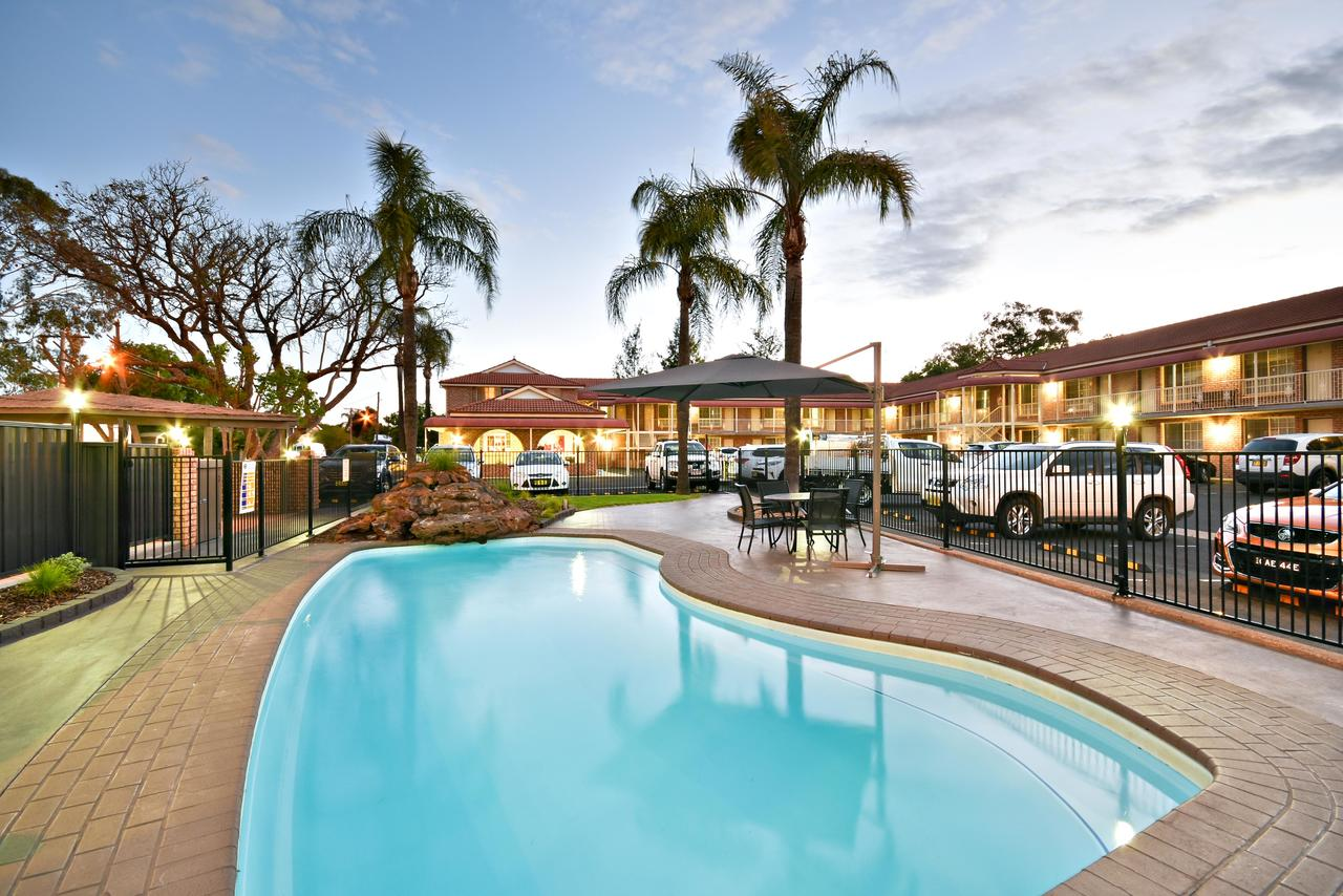 The Aberdeen Motel - Accommodation in Brisbane