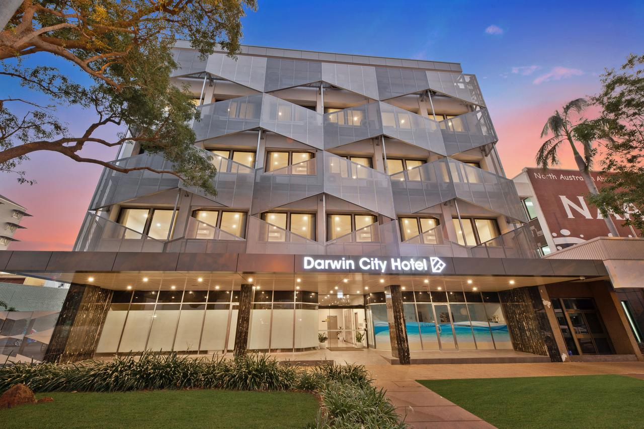 Darwin City Hotel - Accommodation in Brisbane