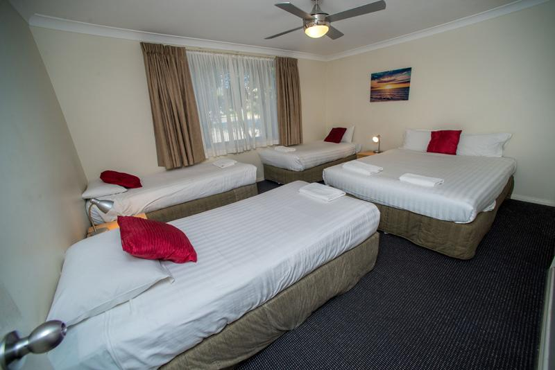 Beaches Serviced Apartments - Accommodation in Brisbane