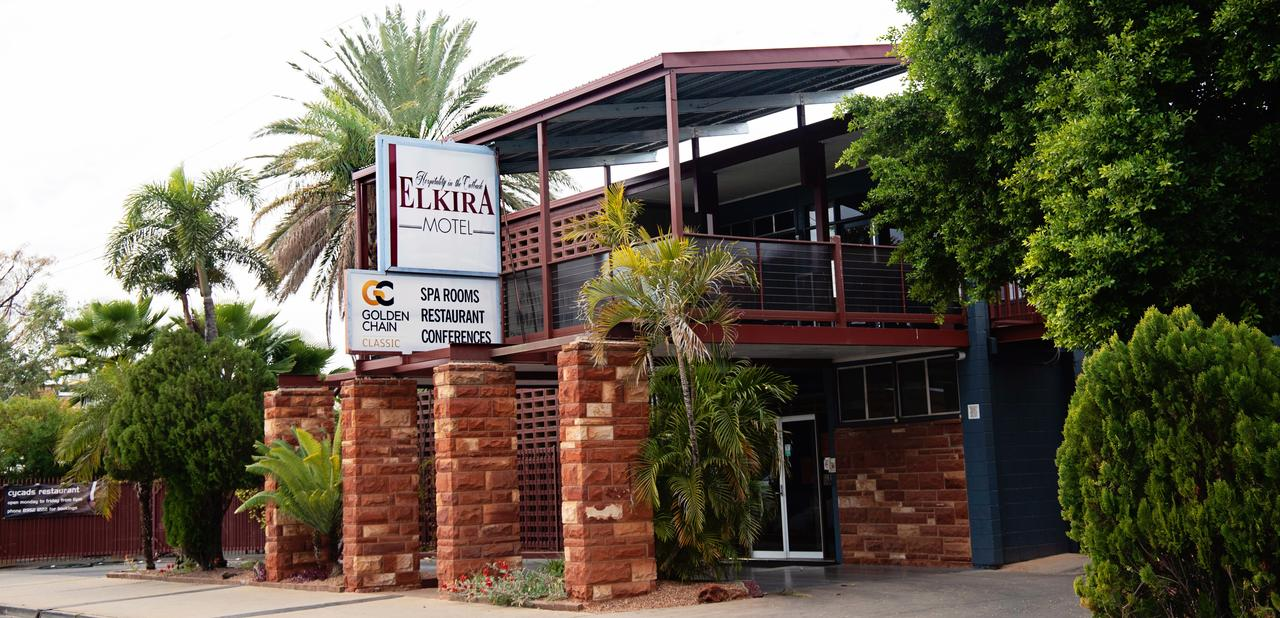 Elkira Court Motel - Accommodation in Brisbane