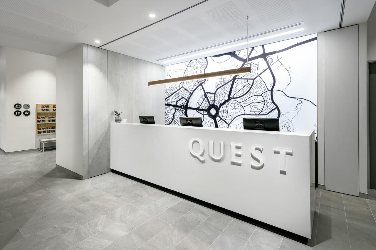 Quest Canberra City Walk - Accommodation in Brisbane