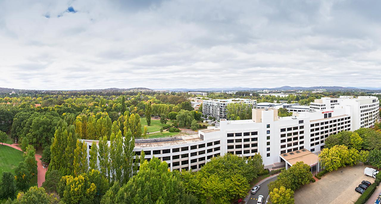 Crowne Plaza Canberra - Accommodation in Brisbane