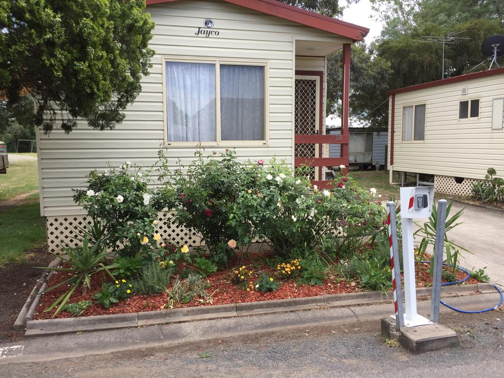 Caracourt caravan park - Accommodation in Brisbane