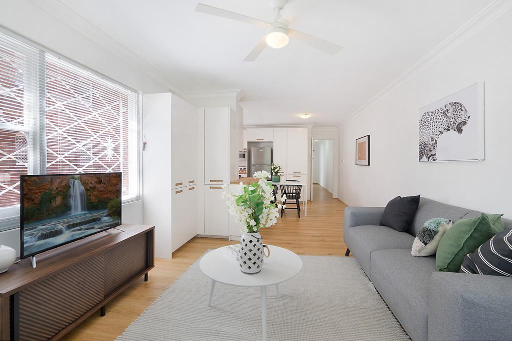 Charming parkside apartment in quiet area - Accommodation in Brisbane