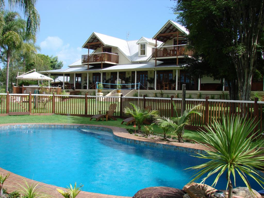 Clarence River Bed  Breakfast - Accommodation in Brisbane