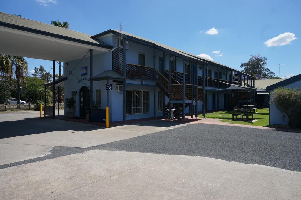 Colonial Motel Richmond - Accommodation in Brisbane