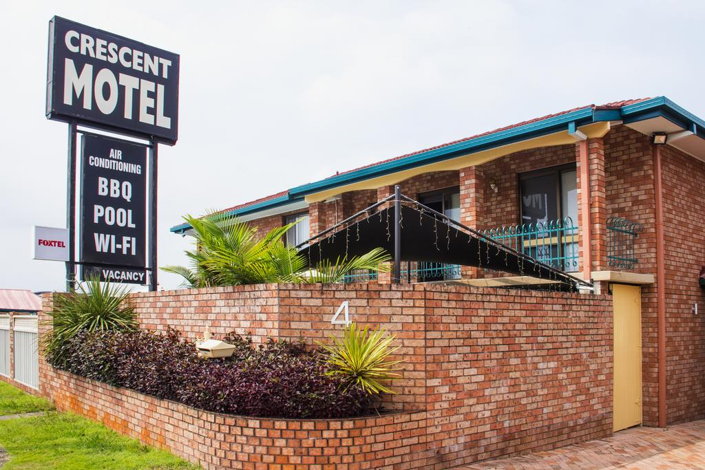 Crescent Motel Taree - Accommodation in Brisbane