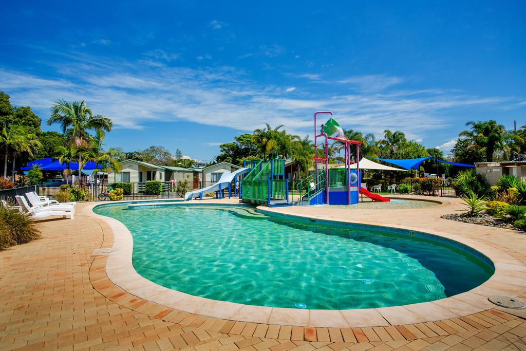 Discovery Parks - Harrington - Accommodation in Brisbane