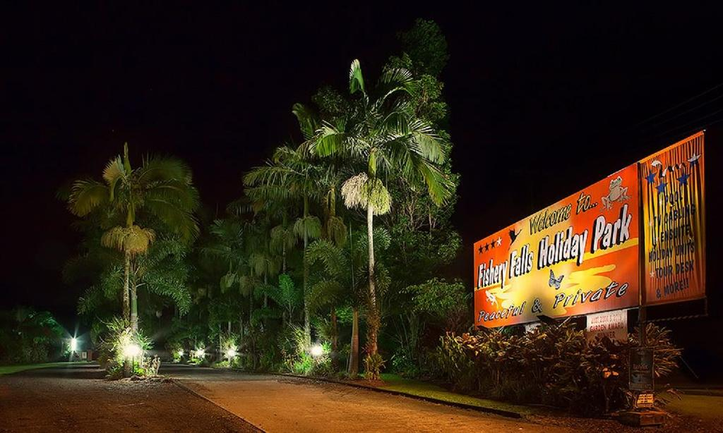 Fishery Falls Holiday Park - Accommodation in Brisbane