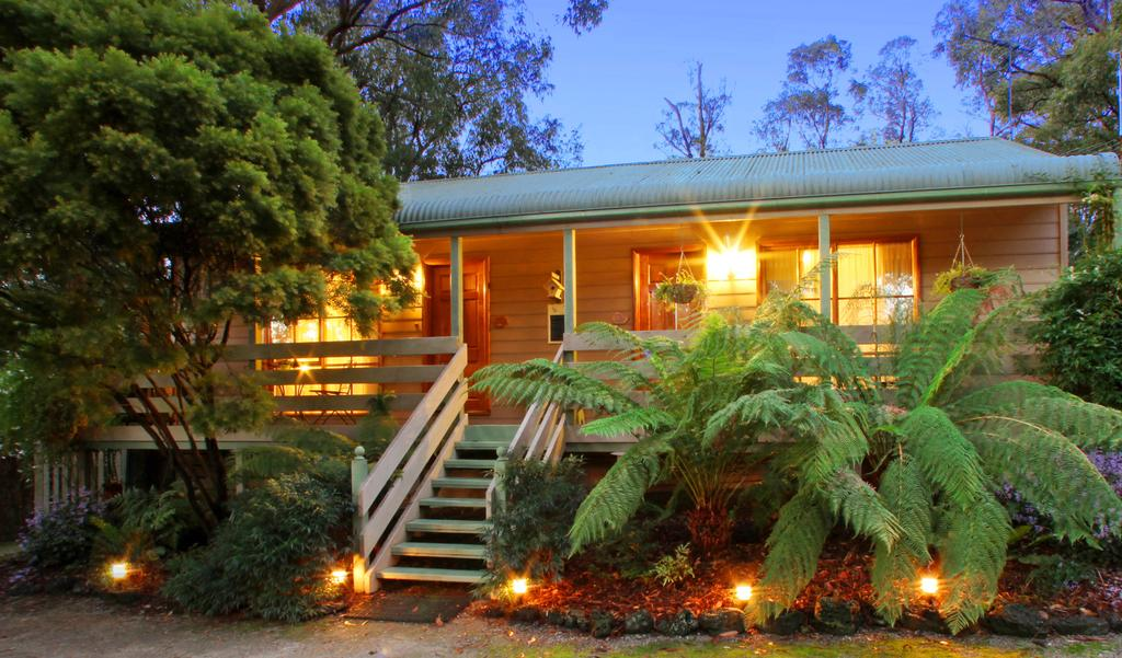 Glenview Retreat Luxury Accommodation - Accommodation in Brisbane