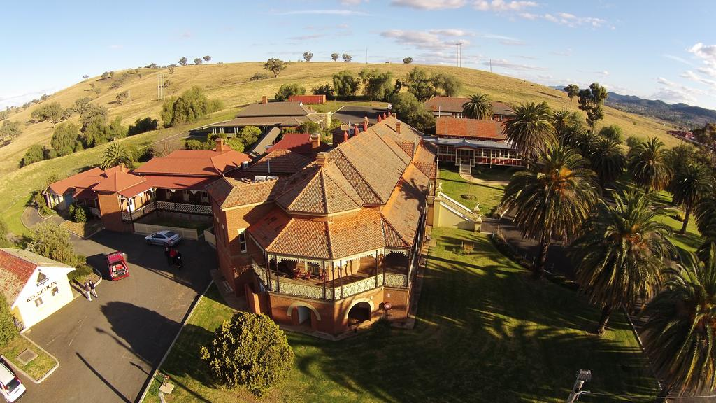 Hermitage Hill Country Retreat - Accommodation in Brisbane