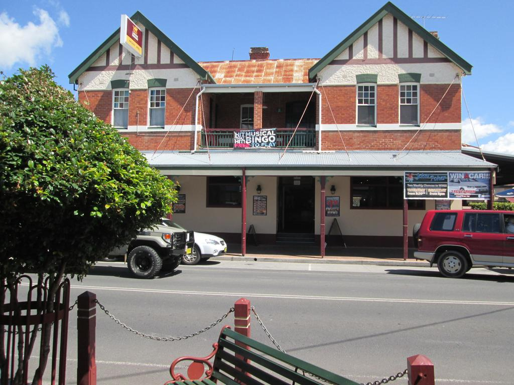 Maclean Hotel - Accommodation in Brisbane