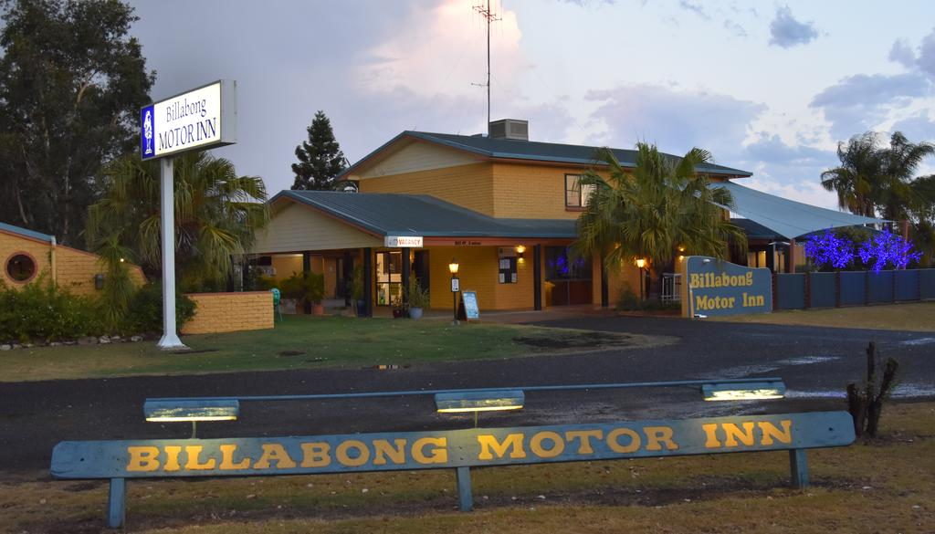 Mundubbera Billabong Motor Inn - Accommodation in Brisbane
