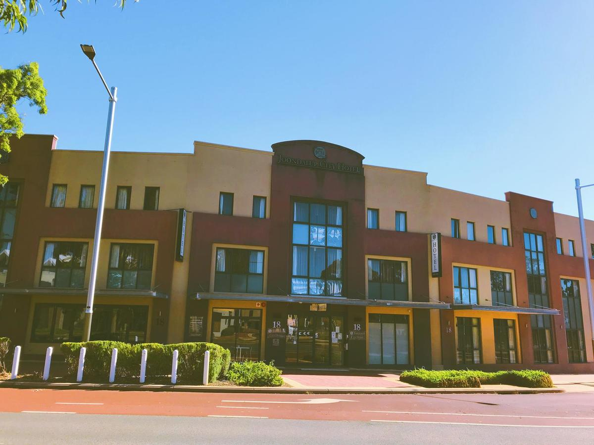Joondalup City Hotel - Accommodation in Brisbane