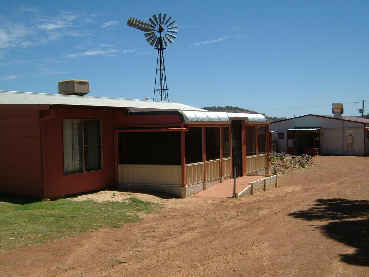 Bindoon's Windmill Farm - Accommodation in Brisbane