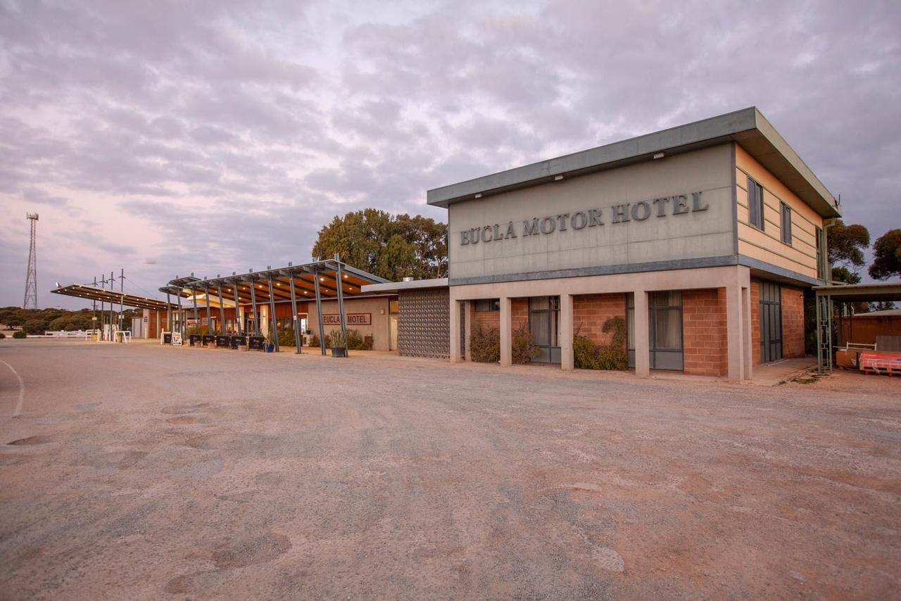 EUCLA MOTOR HOTEL - Accommodation in Brisbane