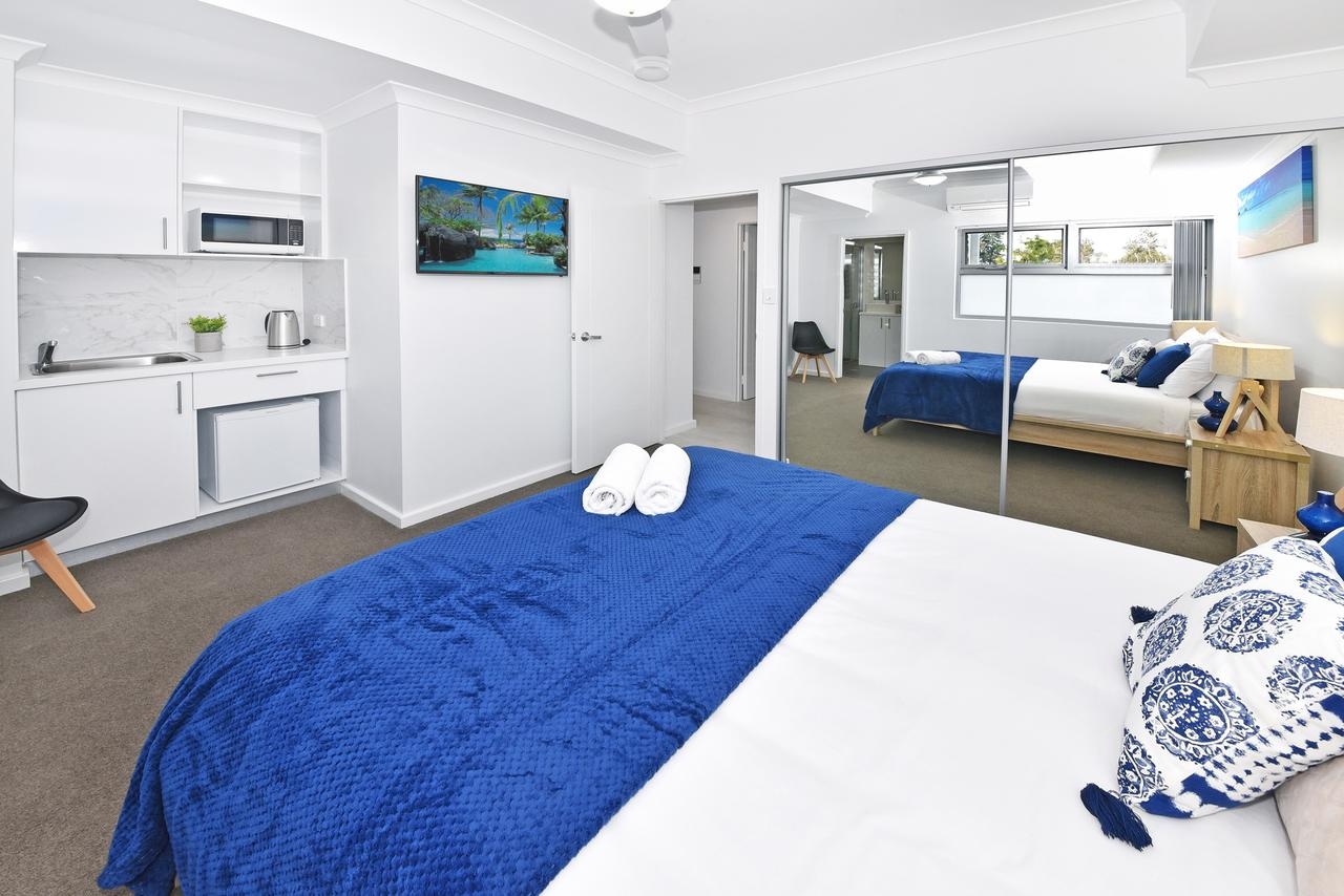 Infinite Apartment opposite Garden City - Accommodation in Brisbane