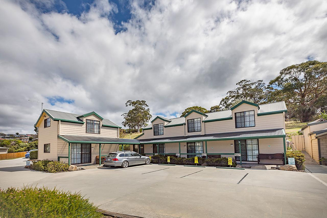 Queechy Motel - Accommodation in Brisbane