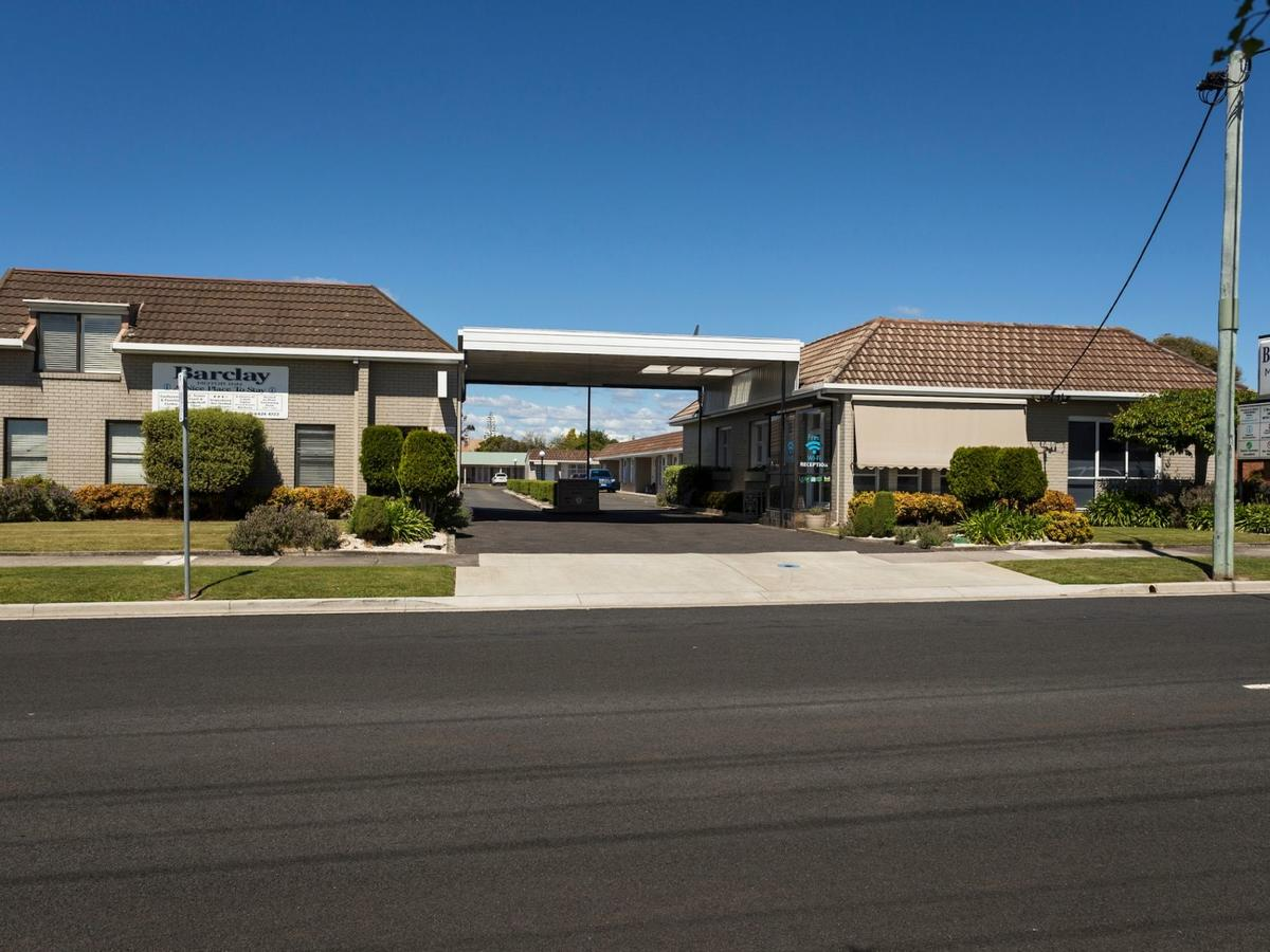 Barclay Motor Inn - Accommodation in Brisbane
