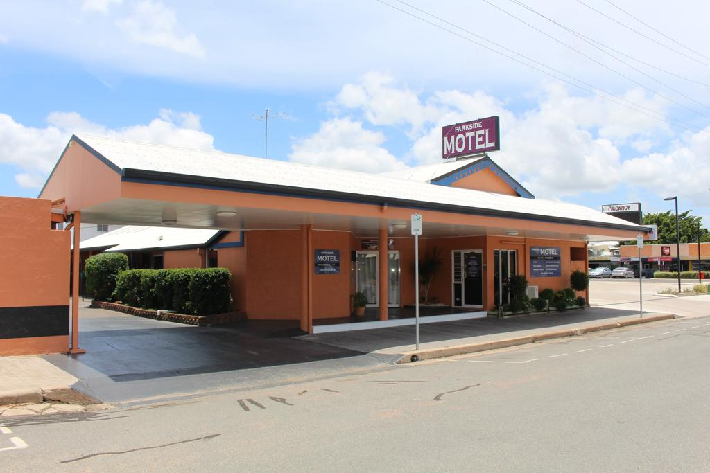 Parkside Motel  Licensed Restaurant - Accommodation in Brisbane