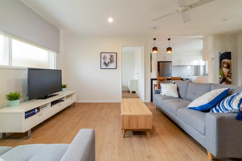 Peaceful 3 Bedroom Apartment in Ascot - Accommodation in Brisbane