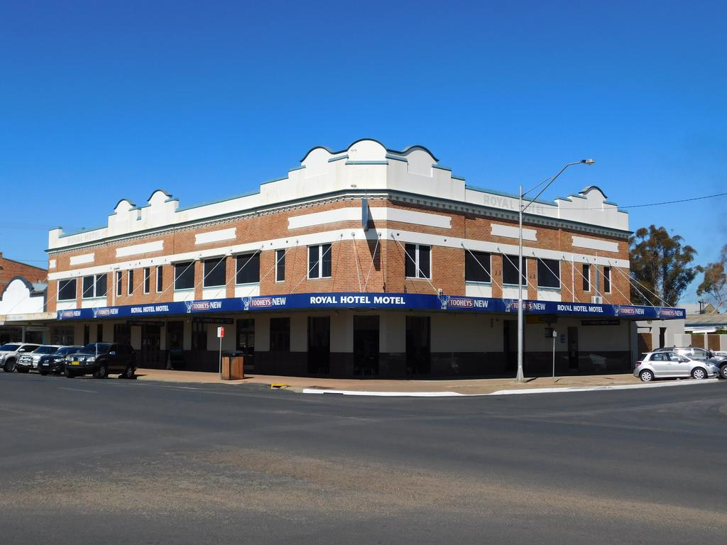 Royal Hotel Moree - Accommodation in Brisbane
